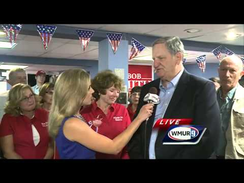 Raw Video: Bob Smith speaks after Brown declared winner