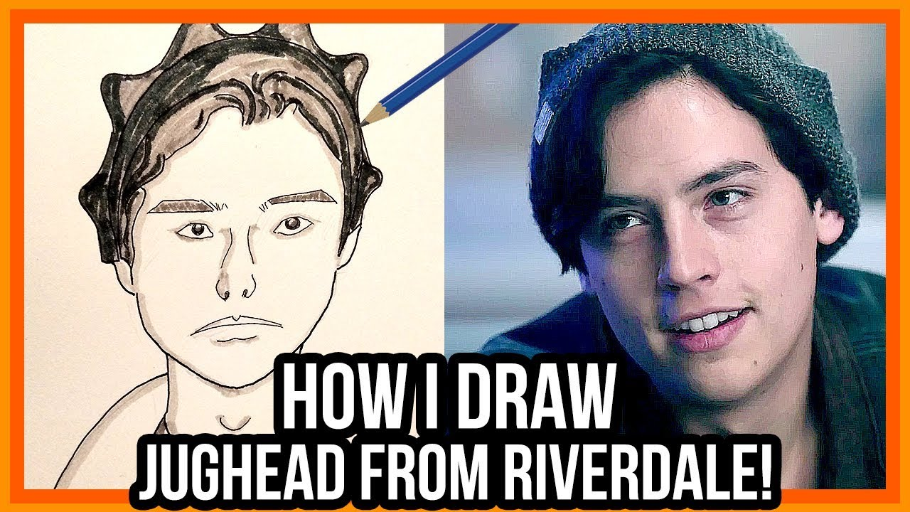 riverdale logo how to draw
