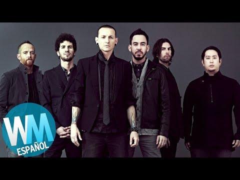 ¡Top 10 Canciones de Linkin Park!