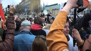 Навальный на митинге в Кирове 17 апреля(, 2013-04-18T14:01:52.000Z)