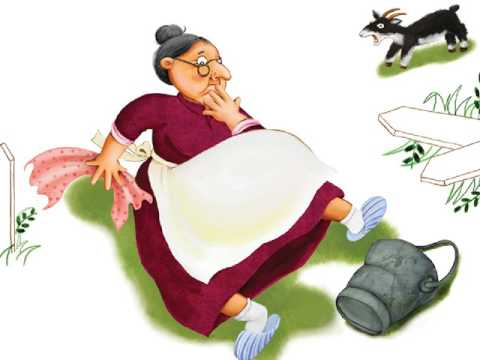 EnglishDoo STEP3 2 There was an Old Lady who swallowed a Fly 스토리북