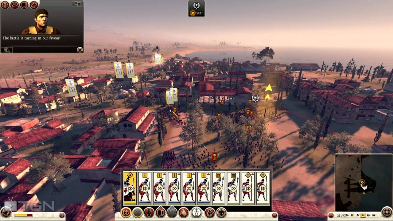 Total War Rome 2 Carthage Campaign Part 14 Deep Fried ...