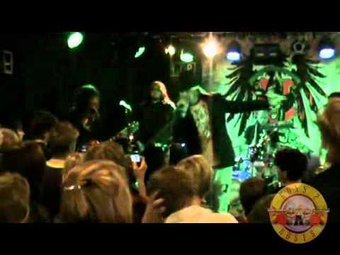 GUNS 2 ROSES + RON BUMBLEFOOT THAL & FRANK FERRER LIVE - PARADISE CITY 2010