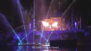 Fantasmic! FAIL