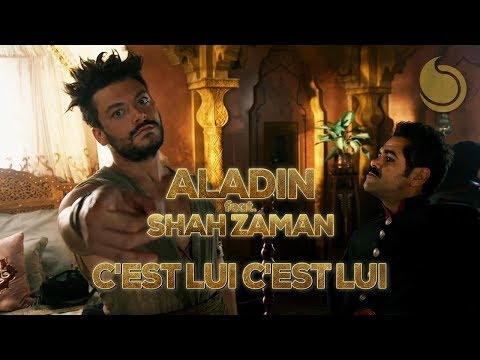 Kev Adams Ft. Jamel Debbouze - C'est lui, C'est lui (Aladin & Shah Zaman) [Le clip des fans] mp3