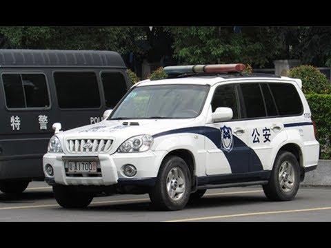 В Китае мужчина