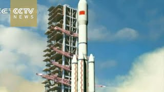 The Long March-7 rocket, pillar of China's space program
