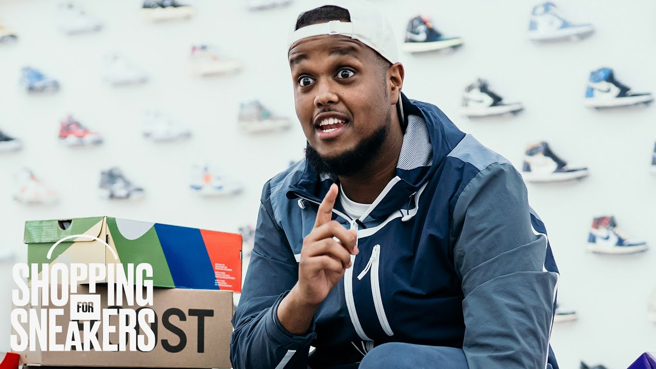 Download Chunkz Goes Shopping for Sneakers at Kick Game