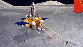 China moon launch: spacecraft enters lunar orbit in test for Chang'e-5 lunar mission