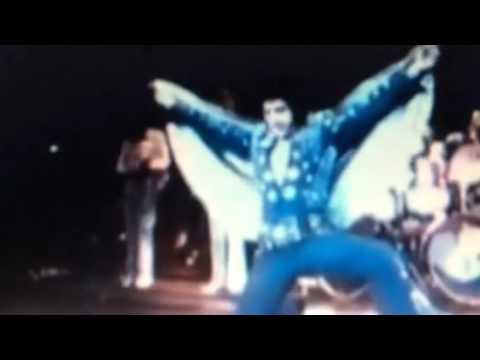 ELVIS - FINAL BOWS - Greensboro Coliseum. 1972.
