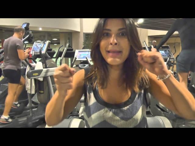 Gyselle Soares Que Beleza fitness