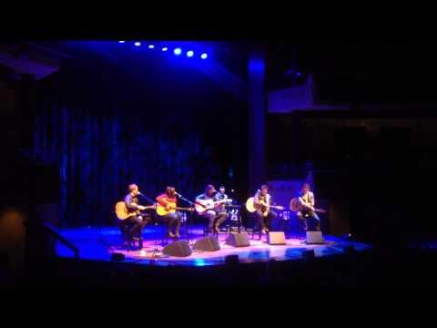 Brett James - I Hold On @ CMA Songwriter Series Nashville 11/05/2013