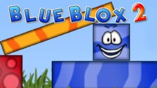 Blue Blox 2 Level 1~10 Walkthrough  [IOS]