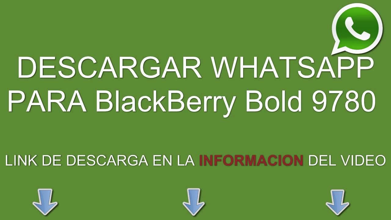 whatsapp messenger blackberry curve 9300