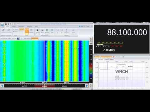 FM DX Tropo WNCH 88.1 Norwich VT 1300z 16Oct2012