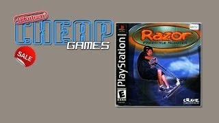 Cheap Games - Razor Freestyle Scooter (Playstation)
