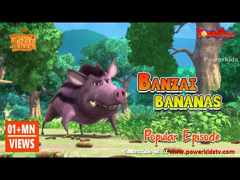 Jungle book Season 2 Episode 10 BANJAI...
