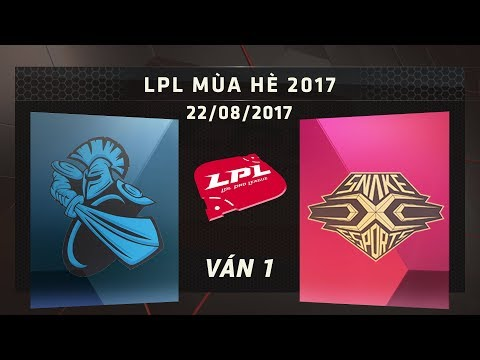 [22.08.2017] NB vs SNAKE [LPL Hè 2017][Playoffs][Ván 1]