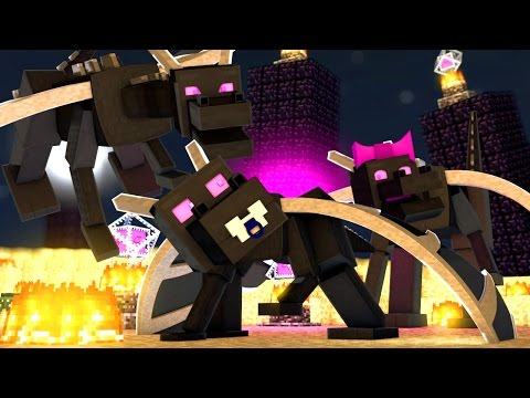 ДЕТИ СЕМЬЯ ЭНДЕР ДРАКОН ЕВГЕНБРО В МАЙНКРАФТ КТО ТВОЯ СЕМЬЯ В MINECRAFT! WHO'S YOUR FAMILY ROLEPLAY - Видео из Майнкрафт (Minecraft)