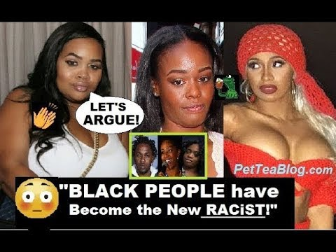 Cardi B Publicist Drags Azealia Banks, Blames Blacks & Reads her Professionally! 🐸☕