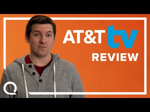 AT&T TV Review - Wait...ANOTHER AT&T Streaming Service??