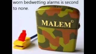 Bedwetting Alarms: Malem MO4 Range