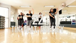22 - TINI feat. Greeicy - Zumba - Flow Dance Fitness