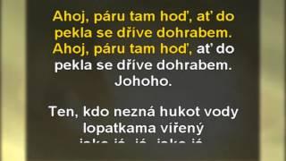 Karaoke Hudsonské šífy - Walda gang - www.pokrok.eu (INSTRUMENTAL)