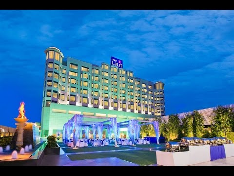 The Lalit Jaipur Five Star Luxury Hotel In Jaipur Rajasthan Youtube
