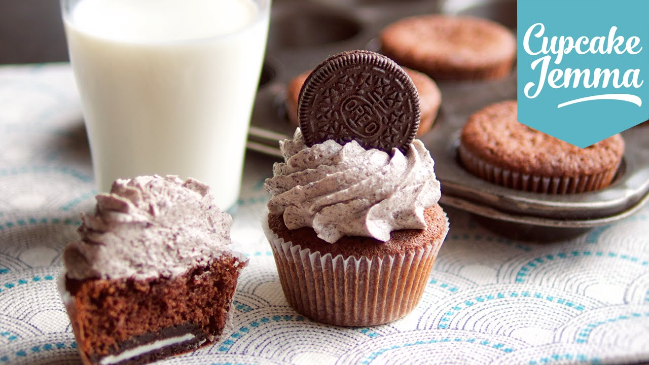 Cookies And Cream Cupcakes Your Cup Of Cake