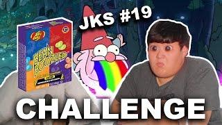 Jokeasses и Zheka Fatbelly кушают мерзкие конфеты! (Bean Boozled Challenge) JKS #19