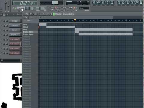 Eminem - We As Americans (remake instrumental FL STUDIO)