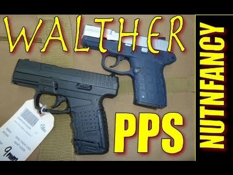 Walther PPS: