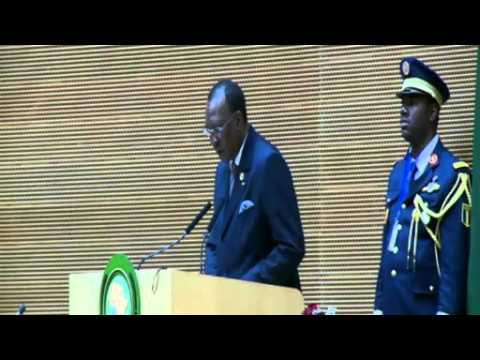 Acceptance Statement by the incoming Chairperson of the African Union, H.E. Mr. Idriss Deby Itno