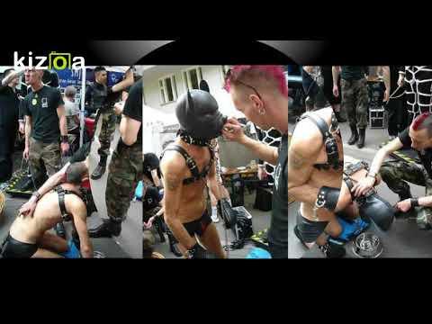 Montage Vidéo Kizoa: le  monde des  hommes chien