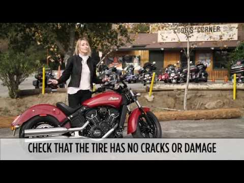 LETICIA CLINE INDIAN SCOUT SIXTY PRERIDE CHECKLIST