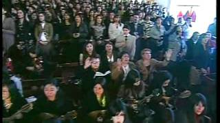 Tedeum 2011 - Coros Unidos - Pronto vendrá Jesucristo