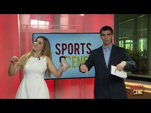 Sports SCene: Rivalry Week and both Chris Hawkins and Deontay Burnett are In-Studio