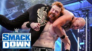 Sheamus vs. King Corbin: SmackDown, August 7, 2020