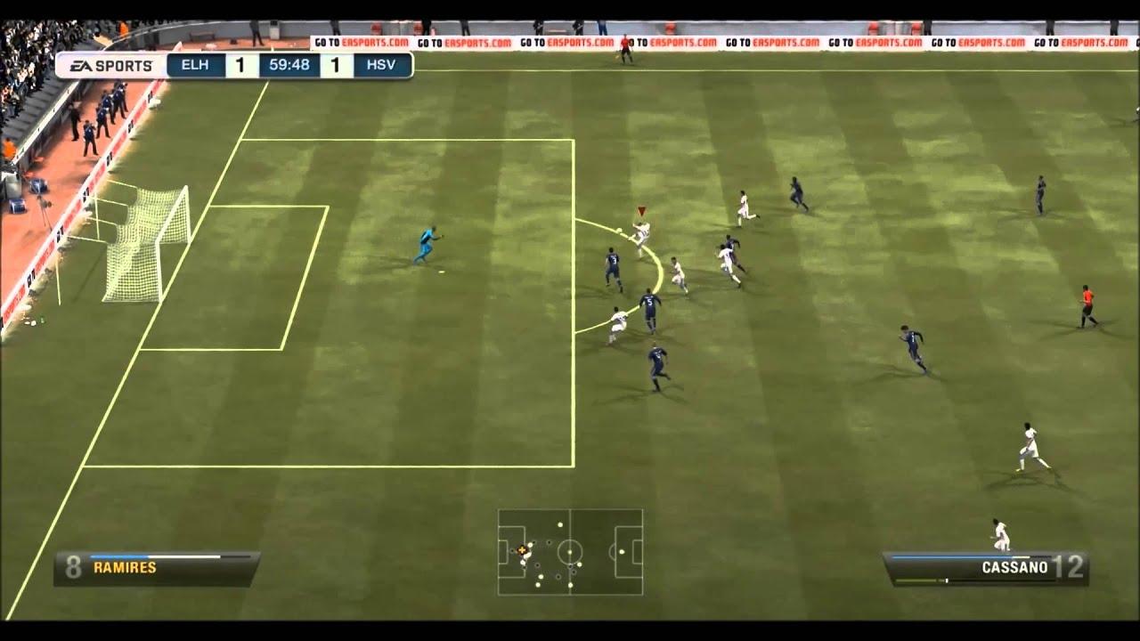 fifa 13 manual controls beat those pesky rushing keepers youtube rh youtube com EA Sports FIFA 18 EA Sports FIFA Ultimate Team