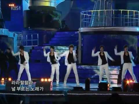 SS501  Deja Vu  A Song Calling for You  KoreaChina Music Festival ~20091101~