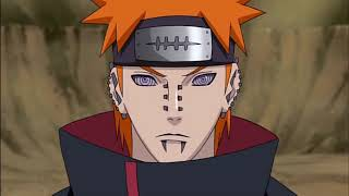 Naruto Vs Pain English Dub - HD