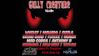 Gully Creature Riddim Mix (Dr. Bean Soundz)