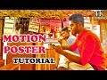 How to Make Motion Poster