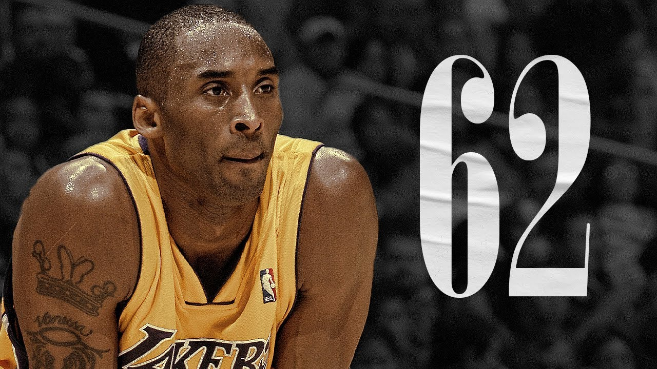 The Game When Kobe Bryant Became The BLACK Mamba, 62 Points in 3 Quarters | December 20, 2005