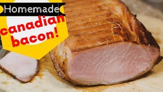 How to Make Canadian Bacon at home