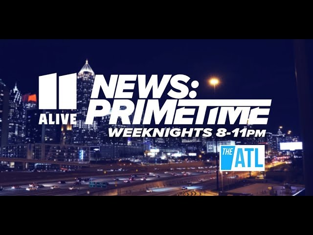Atlanta News   11Alive News: Primetime March 10, 2020