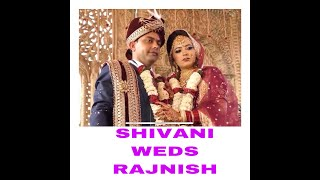 SHIVANI WEDS RAJNISH WEDDING LIVE BY:- SK BHEEM HD STUDIO