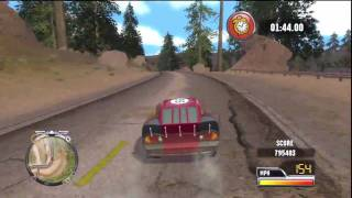 Cars: Race O Rama (PS3) Gameplay: Photo Op challenge mode
