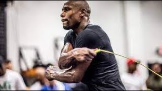 floyd mayweather jr training tribute
